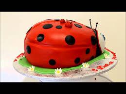 ladybug birthday cake bug cake presentation custom cake ladybug birthday cake