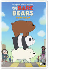 amazon com cartoon network we bare bears viral video v1 dvd