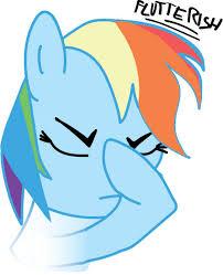 Meme Facepalm - facepalm meme via rainbow dash by flutterish on deviantart