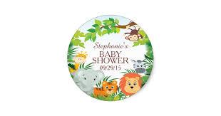 safari baby shower favors safari baby shower gifts on zazzle