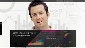 Kinzaa Resume Information Graphics Talentim