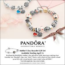 s day bracelet pandora restyling event at david douglas diamonds jewelry
