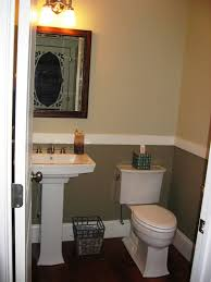 small apartment bathroom decorating ideas brown finish stained