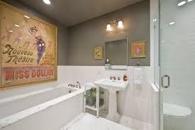 fascinating vintage bathroom decor rustic shabby chic of retro