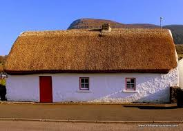 Thatched Cottage Ireland by The Thatched Cottage As A Symbol Of Ireland Irish American Mom