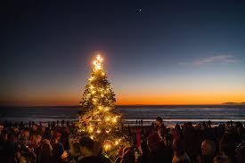 cove 21st annual tree lighting and bazaar