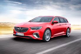 opel insignia wagon trunk sharp powerful opel insignia gsi sports tourer the sporty