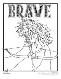 coloring pages elegant brave coloring pages book disney tattoos