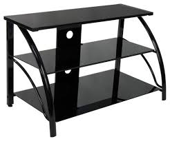 best buy tv tables calico designs stiletto 3 tier glass tv stand for most flat panel