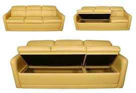 sofa that turns into a bed sofas with storage 2 options for sofas with storage godownsize com