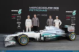 mercedes amg f1 ausmotive com mercedes amg unveils 2012 f1 car