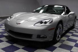 used 2008 corvette convertible for sale silver chevrolet corvette in nc for sale used cars