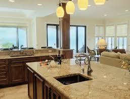 open floor plan kitchen living room kitchen attractive open plan kitchen living room ideas