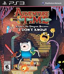 amazon black friday ps3 amazon com adventure time explore the dungeon because i don u0027t