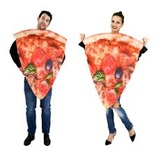 deguisement de couple halloween 2017 new couple jumpsuit halloween party festival pizza costumes