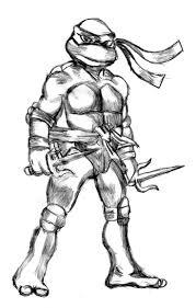 raphael tmnt drawing http drawingmanuals manual draw