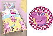 Peppa Pig Single Duvet Set Buy Peppa Pig Bedding Sets Online Lionshome