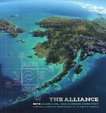 Kenai Alaska Map by Alaska Oil Gas U0026 Mining Directory 2015 By Morris Media Network