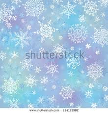 seamless blue pattern snowflakes vector stock vector 324904784