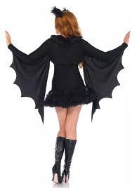 leg avenue 2146 cozy bat shrug wing set halloween fancy dress