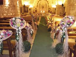 Wedding Flowers Church Church Weddings Floral Designs Bekaa Lebanon By Sawaya Flowers