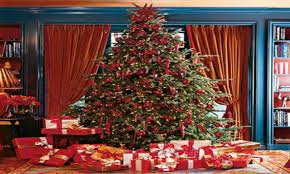 country christmas country living christmas tree country christmas