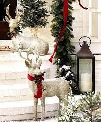 indoor reindeer decorations decor ideas