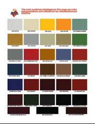 door paint color chart acrylic color charts behr interior