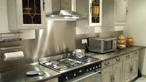 plaque autocollante cuisine plaque inox pour cuisine cracdence autocollante inox brossac 304l