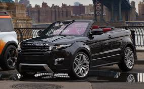 land rover convertible 4 door land rover range rover evoque cabrio technical details history