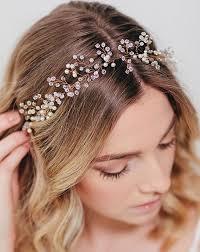 hair wreath davie chiyo hair accessories veils marielle hair wreath
