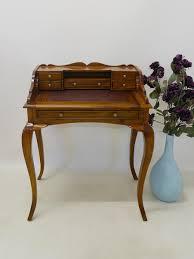 Schreibtisch Mit Aufsatz Schreibtisch Damenschreibtisch Mit Aufsatz Sekretär Antik Stil