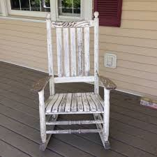 diy rocking chair makeover with olympic stain 7 steps with