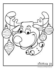 bright design reindeer coloring pages 2 reindeer coloring page