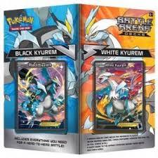 white kyurem battle arena decks black kyurem vs white kyurem the fiction store