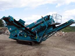 powerscreen chieftain 400 powerscreen screener