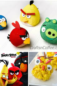 10 out of this world angry birds crafts