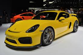 cayman porsche 2015 take a first look 2016 porsche cayman gt4 unveiled 2015