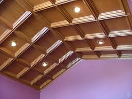 Ceiling Ceiling Grid Enchanting Ceiling Grid Installation by Woodgrid Coffered Ceilings By Midwestern Wood Products Co Wood
