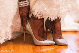 wedding shoes ny louboutin wedding shoes in richmond hill ny indian wedding by