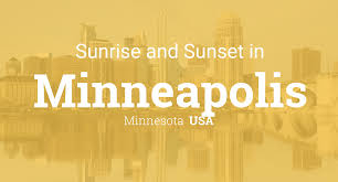 Minnesota travel distance calculator images Sunrise and sunset times in minneapolis php