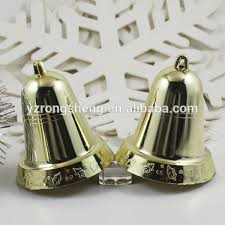 2016 sale small decorative gold plastic bells buy