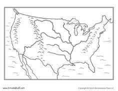 us map outlines printable free printable united states map collection outline maps with or