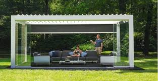 pergola with adjustable louvers products t tectonica online