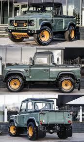 custom land rover defender best 25 land rover pick up ideas on pinterest pick up 4x4 land