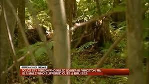 Mountain Barn Restaurant Princeton Ma Da Slain Jogger Struggled With May Have Injured Male Attacker Necn