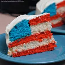 how to make the american flag cake we u0027re calling shenanigans