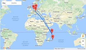 berlin germany world map paradise awaits mauritius and seychelles in one trip from germany
