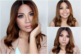 hair color for pinays nude make up look for morena pinay beauty 2016 youtube