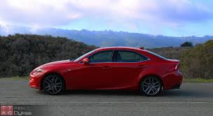 2016 lexus is sedan gets 2016 lexus is 200t exterior the truth about cars